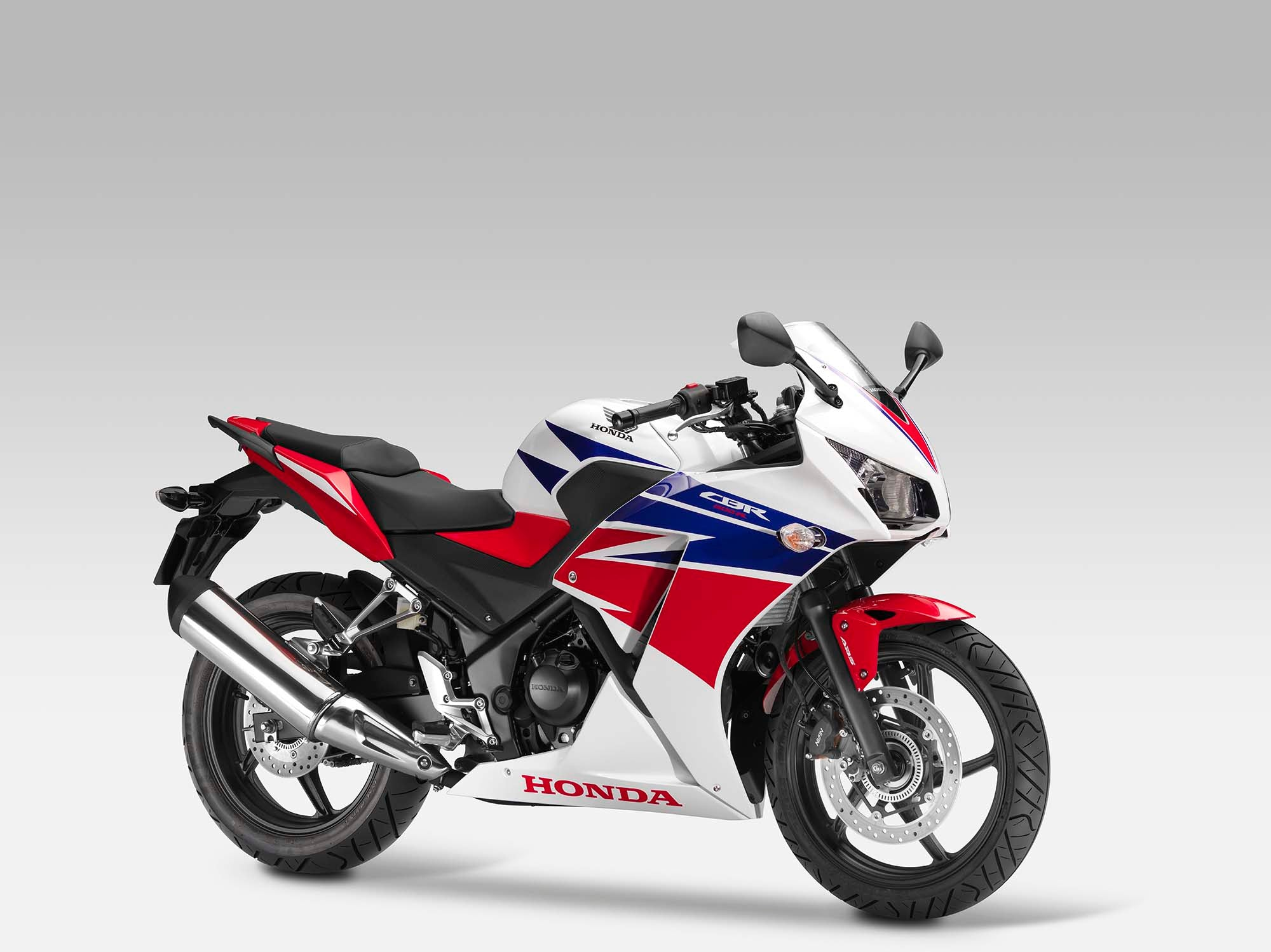 Honda CBR300R - small sport bike