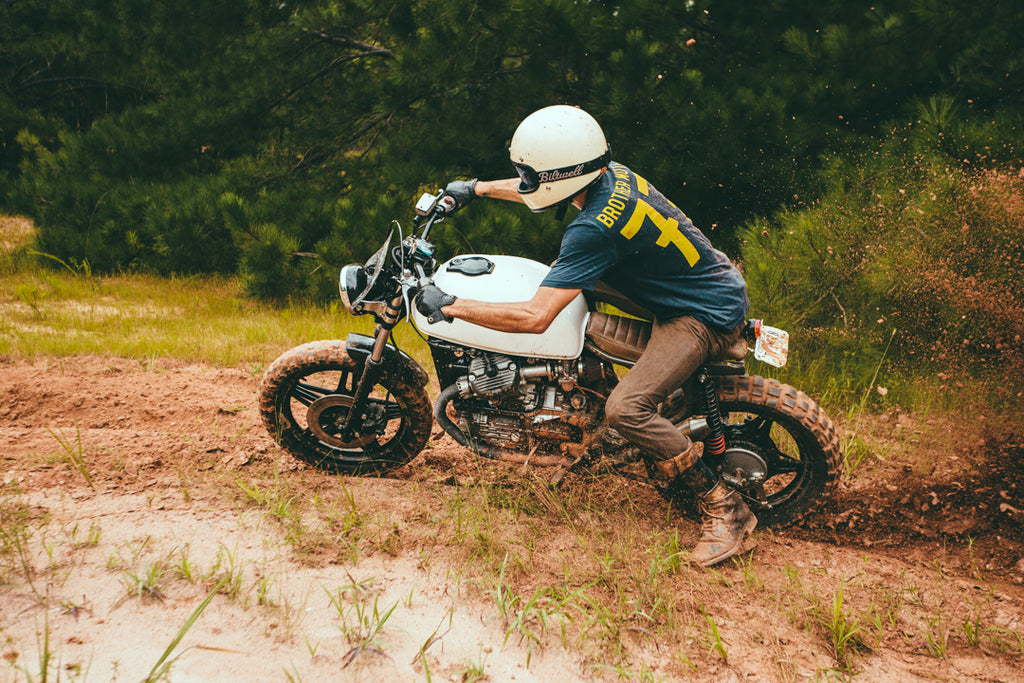 Custom Scrambler CX500