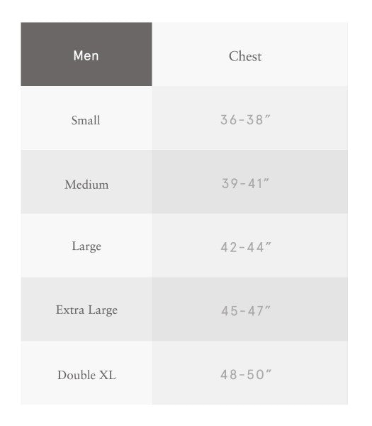 Brother Moto Shirt Sizing