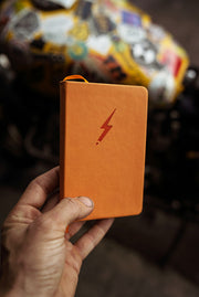 motorcycle journal - log book