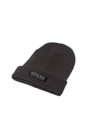 Heritage Beanie - Grey - Motorcycle lifestyle goods Brother Moto - 2