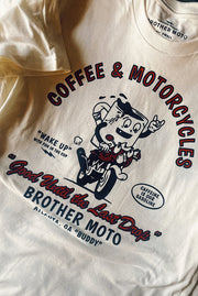 Coffee and Motorcycles - good until the last drop