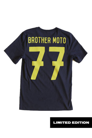 Brother Moto Lucky 77 shirt