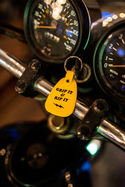 Grip It & Rip It Keychain