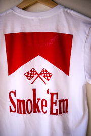 Smoke 'em flags - Brother Moto X Coral Monday collaboration
