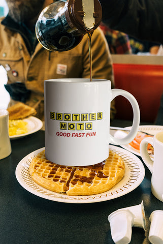 Good fast fun - Mug