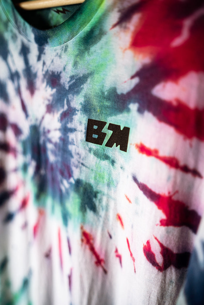 Summer's Coming - Tie Dye
