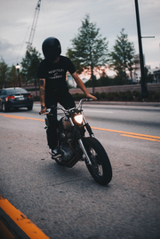 Motorcycles are dangerouns - xs650 cafe racer