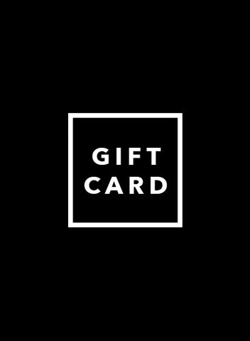 Gift Card - Motorcycle lifestyle goods Brother Moto
