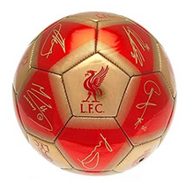 Load image into Gallery viewer, Liverpool Signature Ball