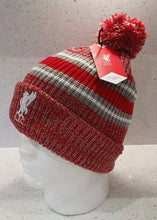 Load image into Gallery viewer, Liverpool Red Pom Beanie