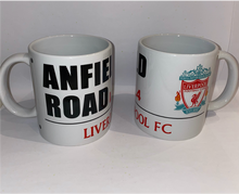 Load image into Gallery viewer, Anfield Road Mug