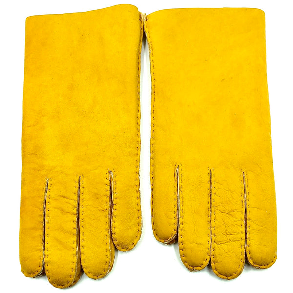Gloves - yellow