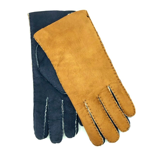 Gloves - Coloniale/Navy