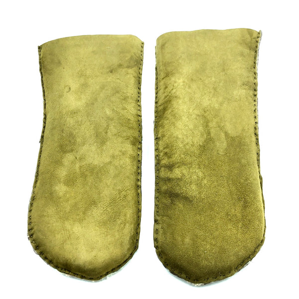 Mittens - Olive/Mocca