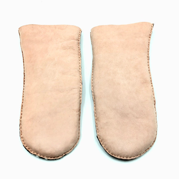 Mittens - dusty Pink/Mocca