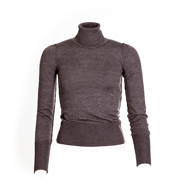 Turtleneck - Taupe