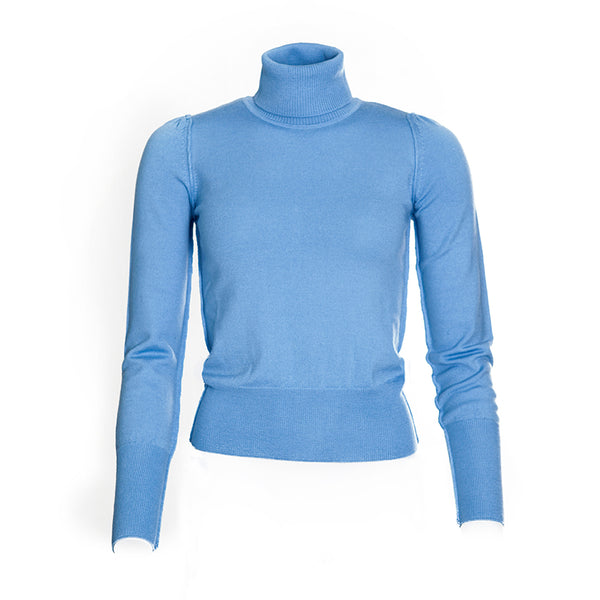 Turtleneck - Light Blue