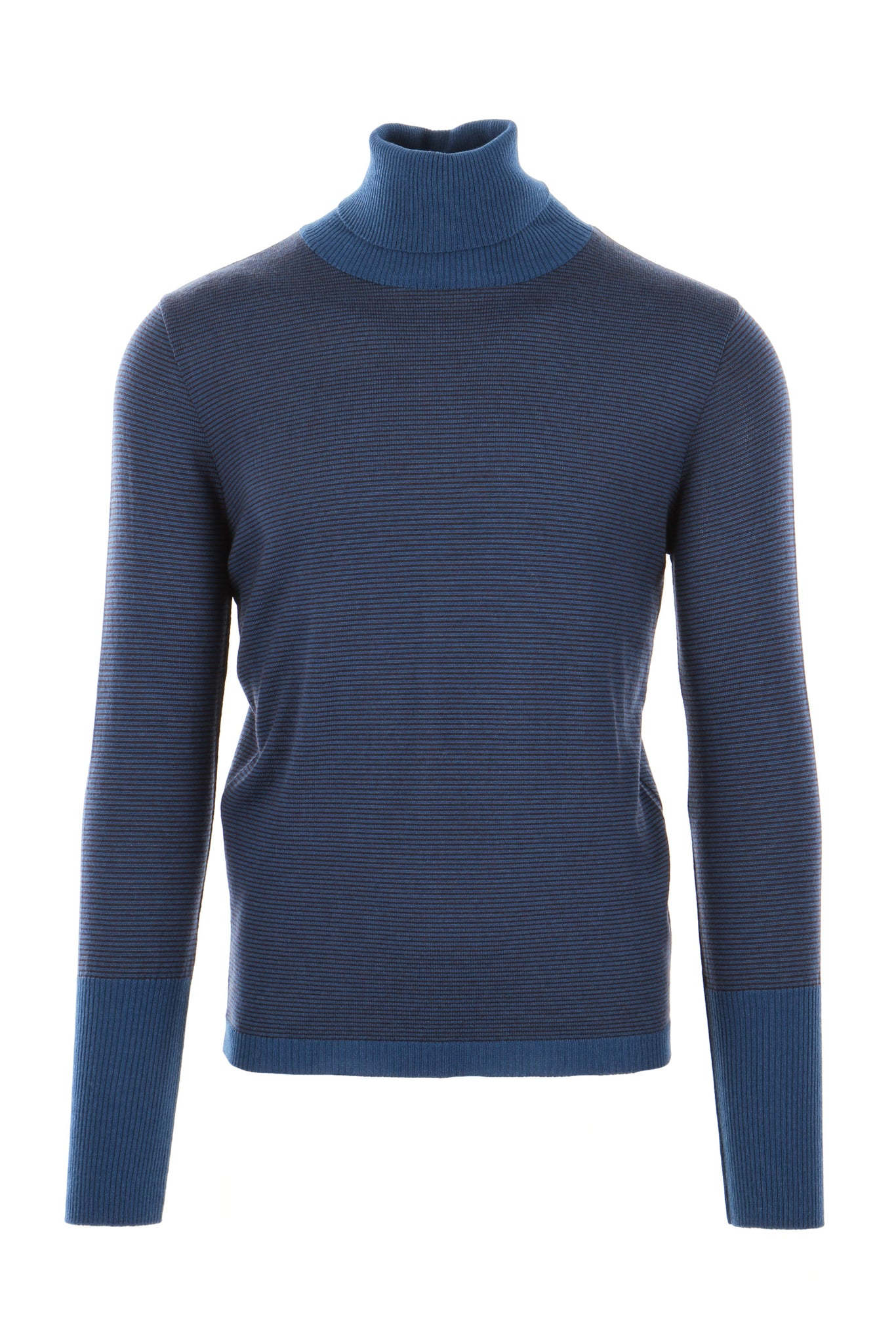 Turtleneck - Petrolium/Navy