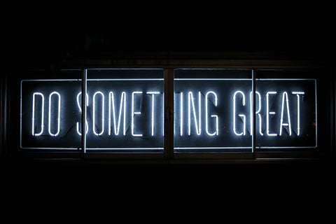 Do Something Great Motivational Quotes