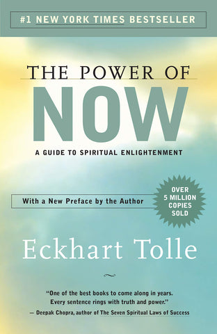 Book Cover The Power Of Now By Eckhart Tolle Book Cover