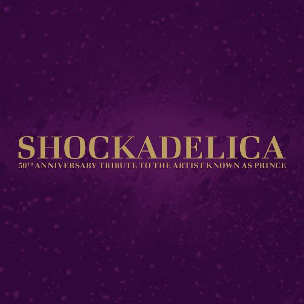Shockadelica - Prince tribute 5CD-box CD