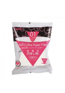 HARIO FILTERS 01 WHITE
