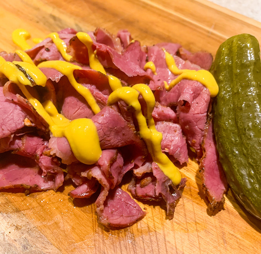 Smoked meat THEO BBQ
