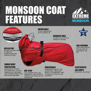Ancol Extreme Monsoon Coat
