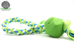 Fleece Dog Tug Toy