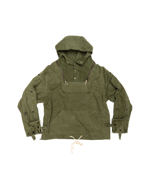 THE MILITARY ANORAK