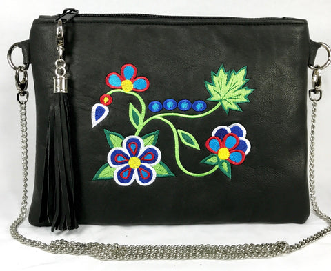 Black Elk Hide Purse