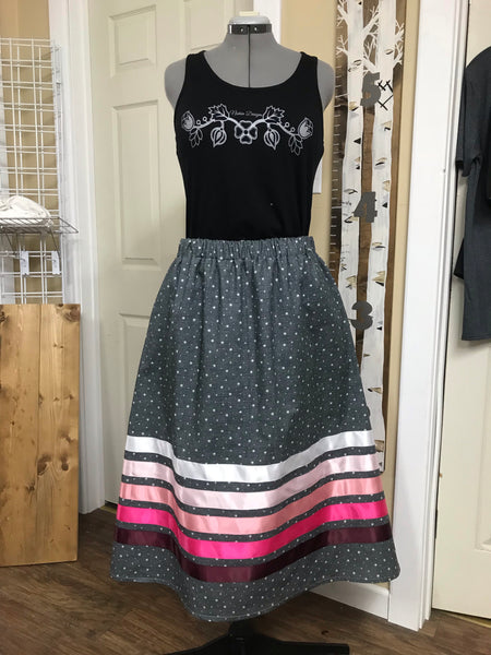 Ribbon Skirt Size XL-XXL