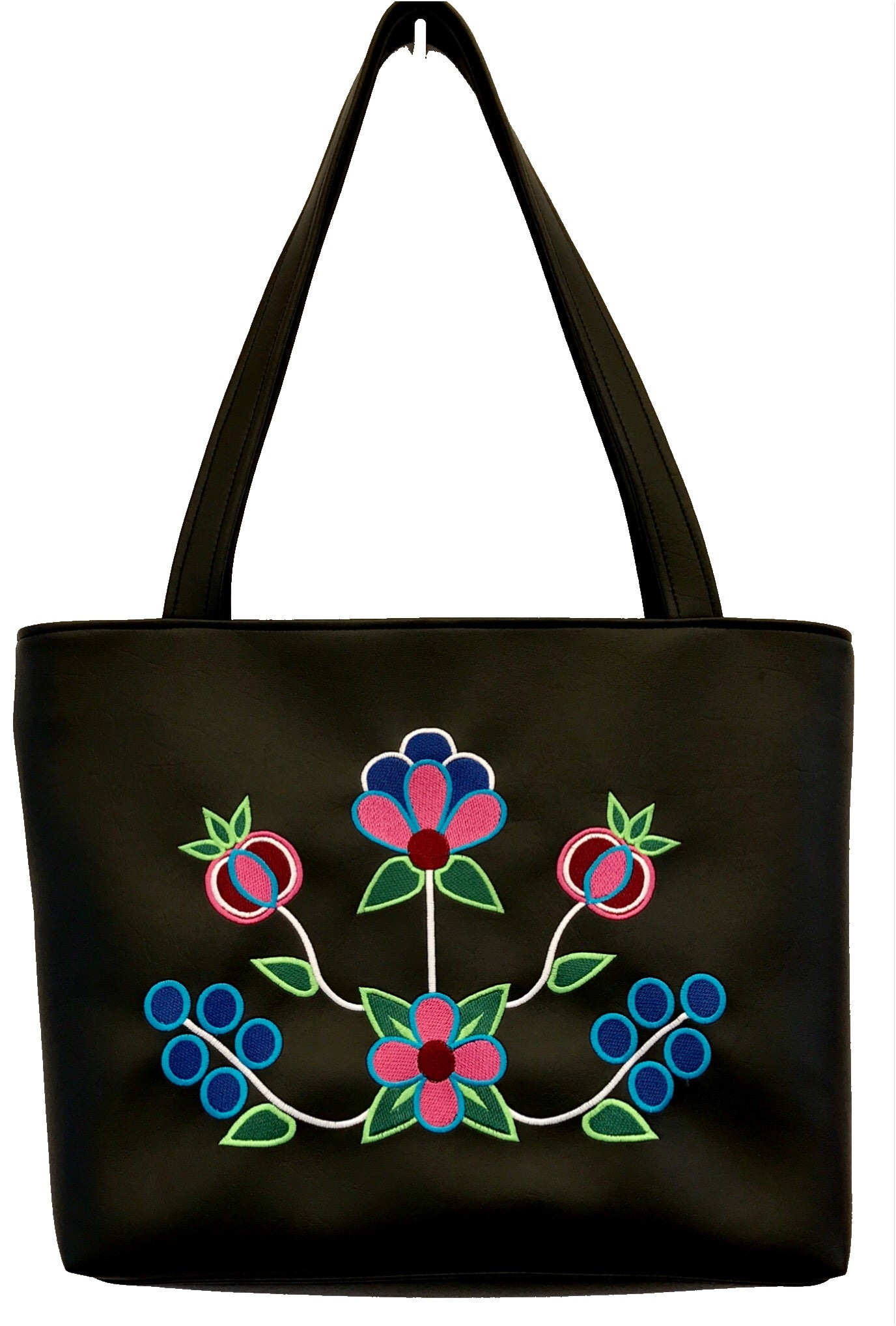 Zaagiibagaa Shoulder Tote In 'The Pinks'