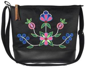 Zaagiibagaa Cross Body Purse (2 Colour Schemes)
