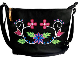 Wahbigon Cross Body Purse - Pinks