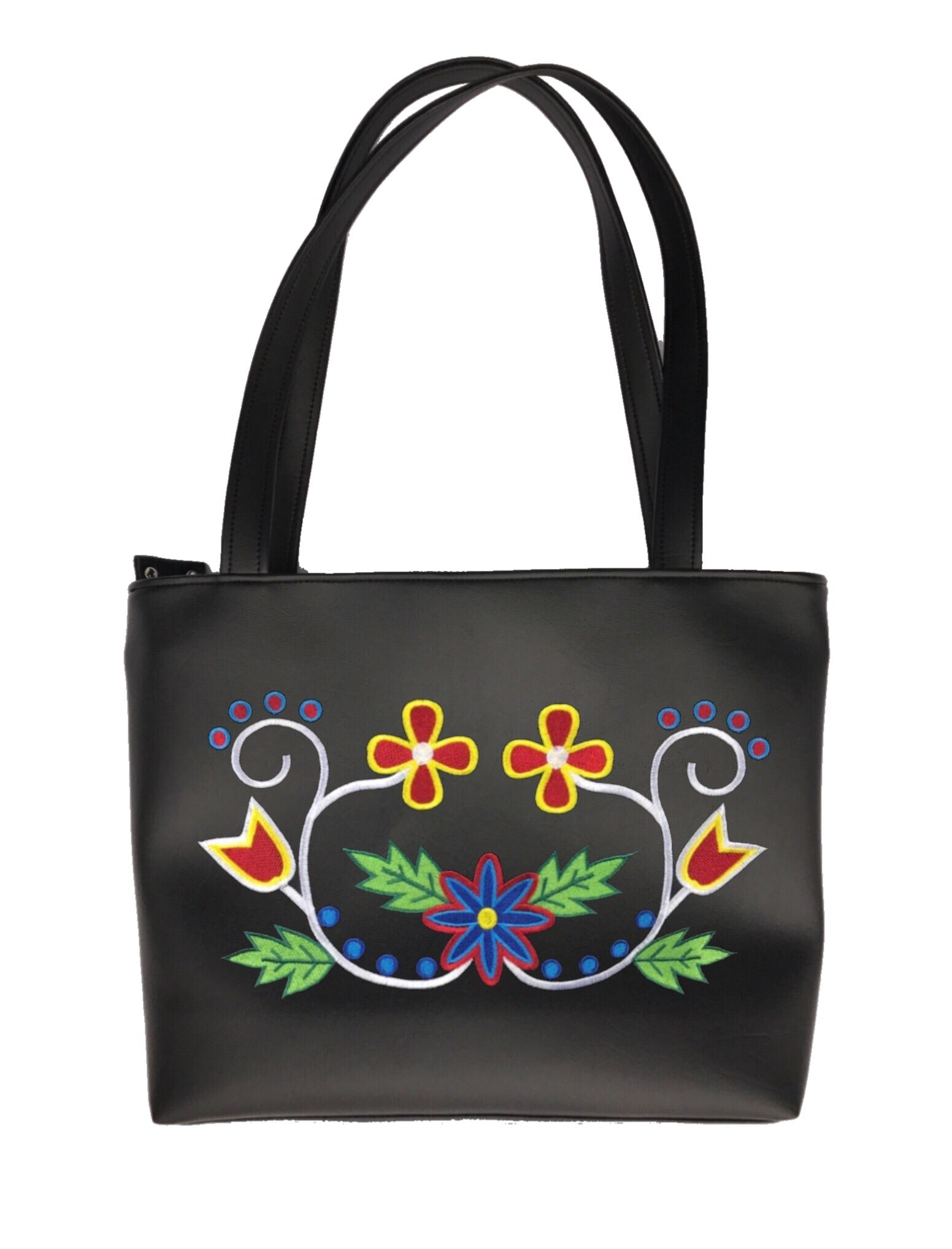 Wabigon Shoulder Tote in 'Original Colours'