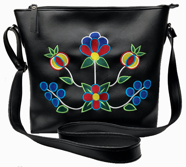 Cross Body - Zaagiibagaaa in Original Colours