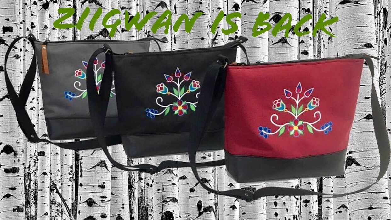 Ziigwan Cross Body Purses
