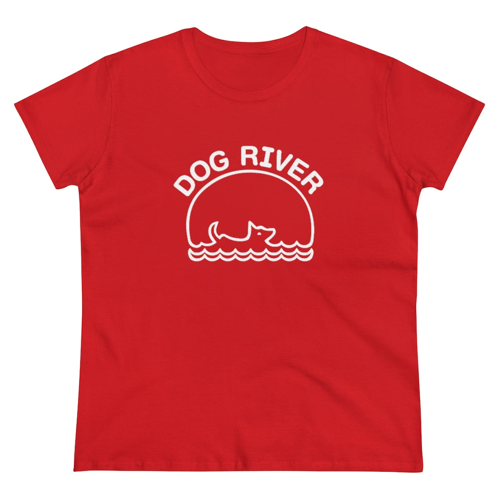 Women's Dog River River Dogs Davis Quinton T-Shirt