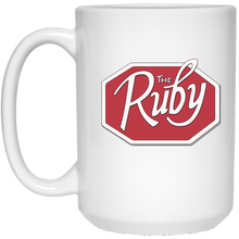 Load image into Gallery viewer, The Ruby White Mug