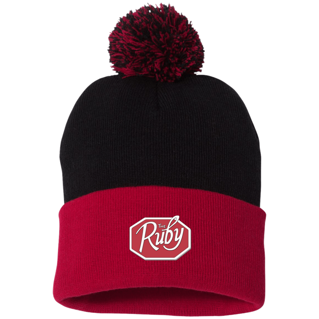 The Ruby Winter Hat