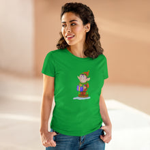 Load image into Gallery viewer, Women's Corner Gas Elf T-Shirt