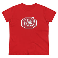 Load image into Gallery viewer, Women's The Ruby T-Shirt
