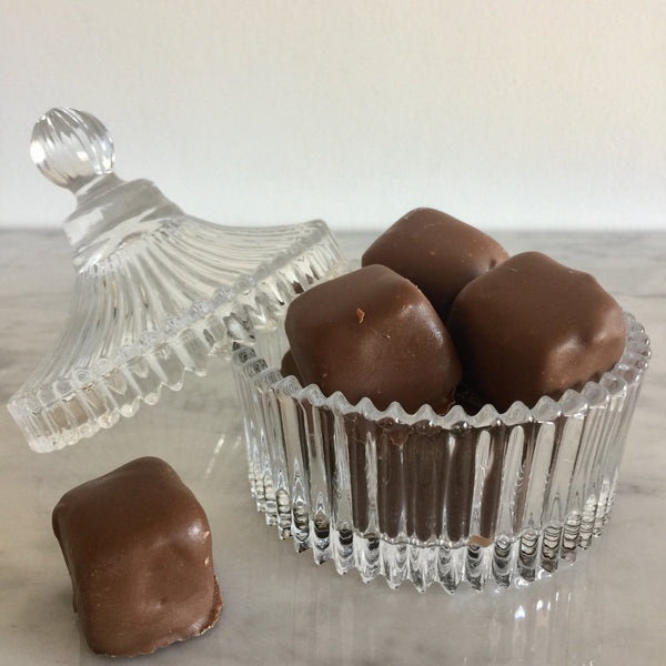 Vegan Milk Chocolate Turkish Delight