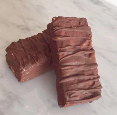 Vegan Chocolate Marshbar