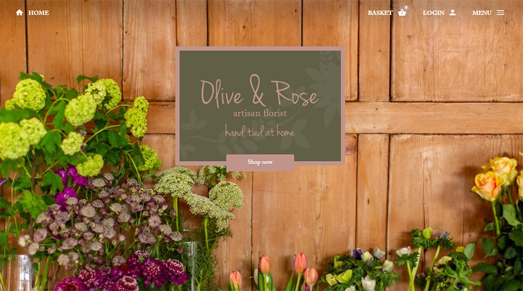 Olive and Rose Florist