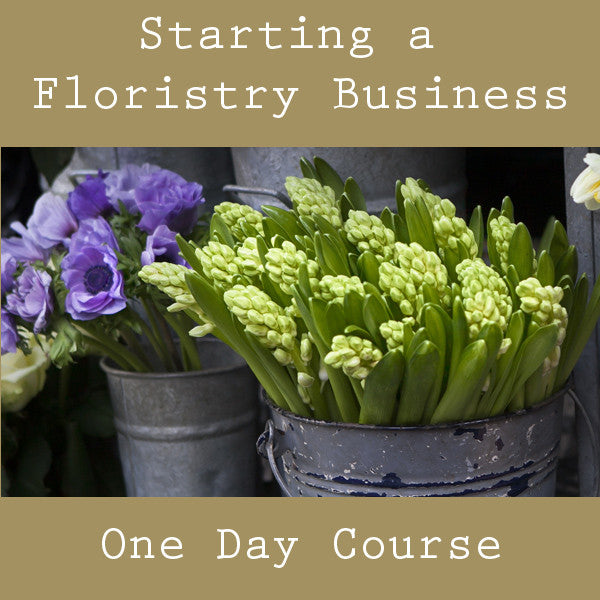 Starting a Floristry Business