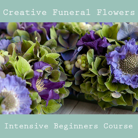 Creative Funeral Flowers