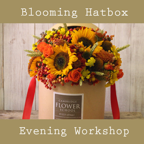Blooming Hatbox